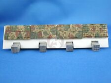 Peddinghaus 1/35 Zimmerit Punch Set for German AFVs WWII (4 main patterns) 233