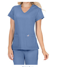 Koi Mariposa Medical Scrub Set Maria Pant 728 & Cassie Top 364 Ceil Small New