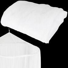XXL Moskitonetz Mückennetz Insektenschutz Fliegenschutz Betthimmel Bettvorhang
