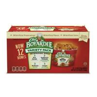 2 pack-Chef Boyardee Variety Pack (7.5 oz., 12 pk,total 24 pk) Delicious NEW