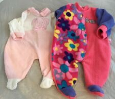 Zapf Creation Baby Annabell Chou Chou Baby Doll Clothes 2 Outfits