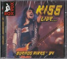 KISS - Buenos Aires , 94 ( 2017 Double cd / Brand new & sealed)