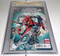 Amazing Spider-Man #700 Ramos Variant CGC SS 9.8 STAN LEE Signature Autograph