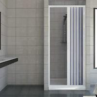 Box doccia parete o porta nicchia soffietto da cm 60 a 170 Serie Flex FORTE