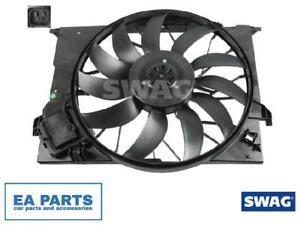 Fan, radiator for MERCEDES-BENZ SWAG 10 10 7456