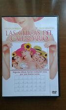 Como nuevo - DVD de la película  LAS CHICAS DEL CALENDARIO - Item for collectors
