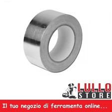 NASTRO ADESIVO ALLUMINIO mm50X50ML PER ALTE TEMPERATURE 1 ROTOLO