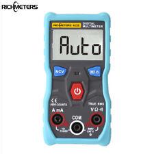 RM403B Automatic Digital Multimeter True-RMS intelligent NCV 4000 Counts AC/DC V