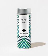 Art of Tea PACIFIC COAST MINT Organic Loose Leaf Herbal Tea Tin (1 oz | 28 g)