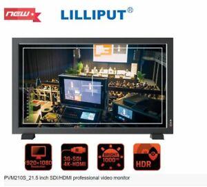 """LILLIPUT 21.5"""" PVM210S 1000nits Sdi HDMI VGA BNC Público Vista Vídeo HDR Monitor"""