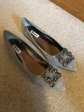 Dune Briella Jewelled Flat Shoes Ballerinas - Size UK 6