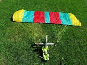 RC Gleitschirm Paraglider Scooter - Rarität!!