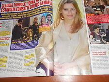 Nuovo Tv.Claudia Pandolfi,kkk