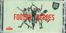 Great Britain 2013 Football Heroes Prestige Booklet Mint Nh
