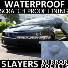 2001 2002 Chevrolet Camaro Waterproof Car Cover