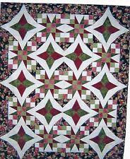 Twin Peaks  Quilt Pattern by Roxanne Carter