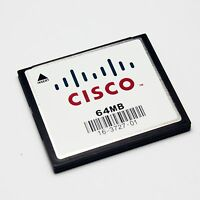 CISCO 64MB CompactFlash Card,Industrial Card 64MB For CISCO Routers