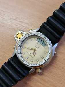 RARE Citizen Aqualand Promaster C022 088441 1989 Birth year divers watch quartz