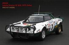 1:43 HPI DIECAST #8234 Lancia Stratos HF (#3) 1975 Safari