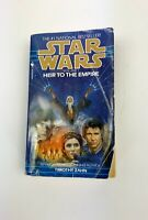 Vintage 1992 Star Wars Heir to the Empire by Timothy Zahn Volume 1 Paperback