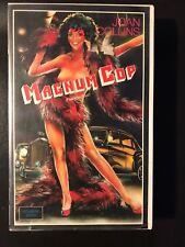 Magnum Cop Ex-Rental Vintage Big Box VHS Tape English dutch subs