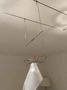 YaYaHo ? Ingo Maurer?  NIMBUS  Cirrus 35- Leuchte für Seilsystem