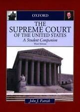 The Supreme Court of the United States: A Student Companion (Oxford-ExLibrary