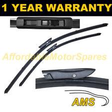 """Direct Fit Delantero Aero Wiper Blades par 23"""" + 21"""" Para Renault Kangoo 2008 en"""