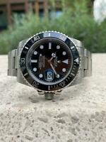 Rolex Submariner 116610LN Ceramic Stainless Steel Box and Papers 2010