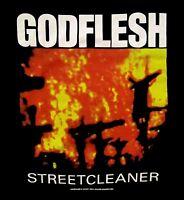 GODFLESH cd cvr STREETCLEANER Official SHIRT XXL 2X new