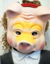 World Book Day-Three Little Pigs-Babe-Sing-Fancy Dress FOAM PIG MASK  PACK OF 3