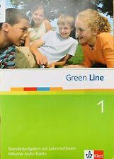 Green Line 1 - Ausgabe Gymnasium. Standardaufgaben Lehrersoftware Mit Audio-CD