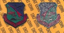 USAF Air Force 4950th Test Wing Green & Black patch B