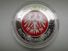 Medaille Münze 1. Bundesliga-Saison 1963    Eintracht Frankfurt      34 g 40 mm