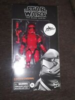 Star Wars The Black Series Galaxy's Edge Target Exclusive Captain Cardinal NEW