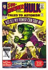 Tales To Astonish #75 (1/66)-Vg+ / Sub-Mariner & Hulk; Colan-art; Kirby-art/cv^