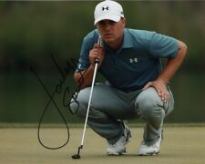 JORDAN SPIETH Signed PGA GOLF Photo w/ Hologram COA
