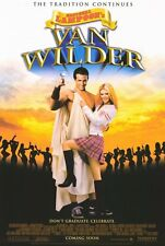 "VAN WILDER Movie Poster [Licensed-NEW-USA] 27x40"" Theater Size National Lampoon"