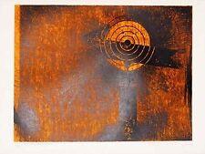 KALINOWSKI Horst Egon - Lithographie lithograph signée numérotée Vence 1967