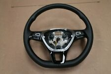 VW Tiguan AD1 Steering Wheel Leather Multifunction Multi Function 5TA419091 Aqua
