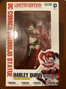 Harley Quinn DC Bishoujo 1/7 Scale Statue Kotobukiya New 52 NYCC Variant 2016