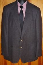 Vintage Palm Beach Men's Sport Coat Blazer ~ Grayish Color ~ 40R ~ Made in USA