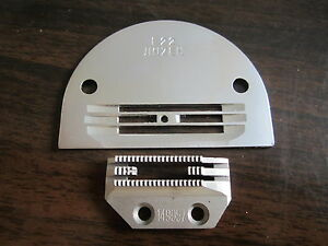 Needle Plate E22, FEED DOG #149057 Universal FIT Industrial Sewing Machines JUKI