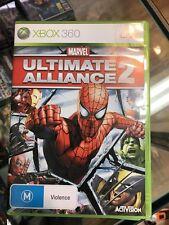 marvel ultimate alliance 2 xbox 360