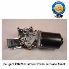 Peugeot 206 206+ Moteur D'essuie Glace Avant 6405F8 Neuf