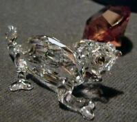 SWAROVSKI CHAMELEON (with colour crystal chaton) 291134 MINT BOXED RETIRED RARE