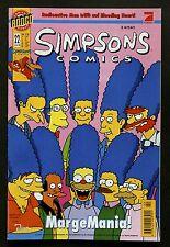 Simpsons Comics Nr. 22
