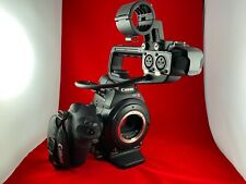 Canon C100 Camcorder -  Black