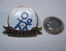2004 Oasis Shriners Charlotte NC Shriners & Children Hand In Hand Pin
