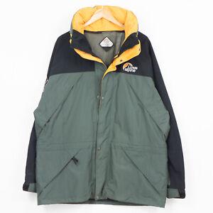 Vintage LOWE ALPINE Mountain Jacket BIG LOGO Mens Size L